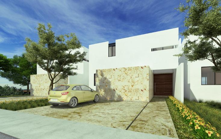 Foto de casa en venta en  , conkal, conkal, yucatán, 948547 No. 01
