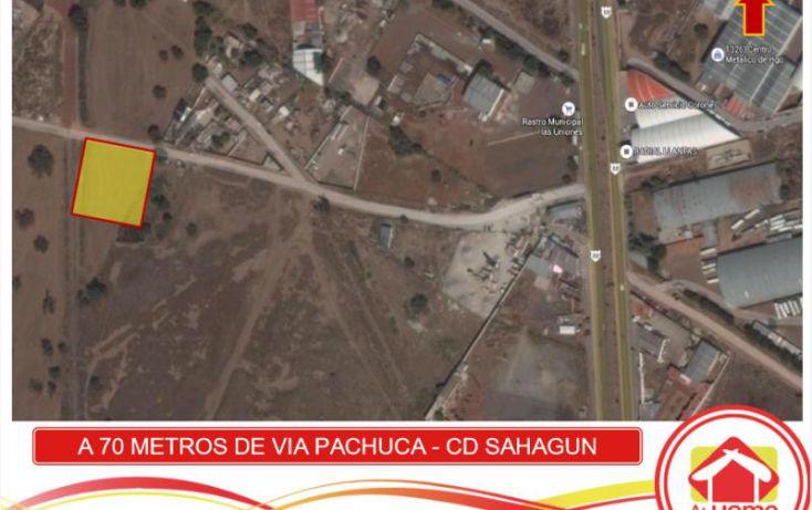 Foto de terreno industrial en venta en conocida 1, el saucillo, mineral de la reforma, hidalgo, 1388325 no 02