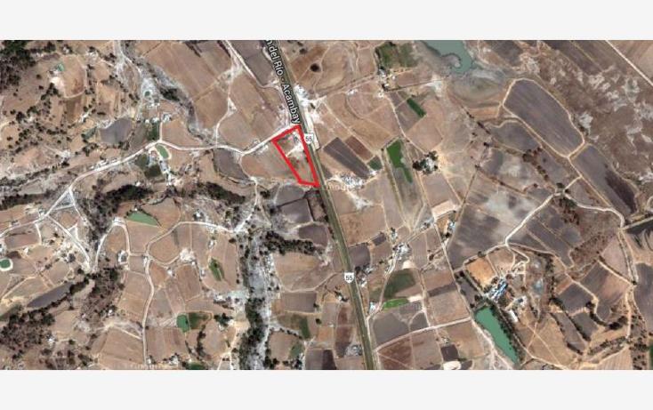 Foto de terreno habitacional en venta en conocida 112, aculco de espinoza, aculco, m?xico, 672601 No. 09