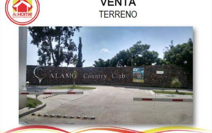 Foto de terreno habitacional en venta en conocida, álamo country club, celaya, guanajuato, 1179999 no 01