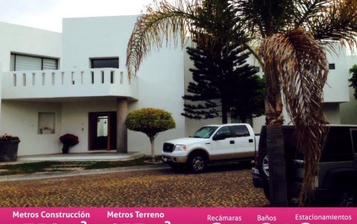 Foto de casa en venta en conocida, conjunto parques, querétaro, querétaro, 1838554 no 02