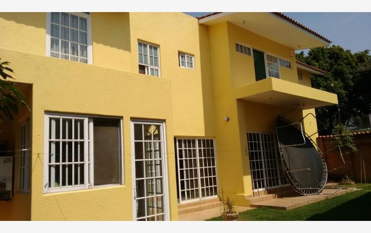 Foto de casa en venta en conocida conocido, delicias, cuernavaca, morelos, 1740224 No. 01