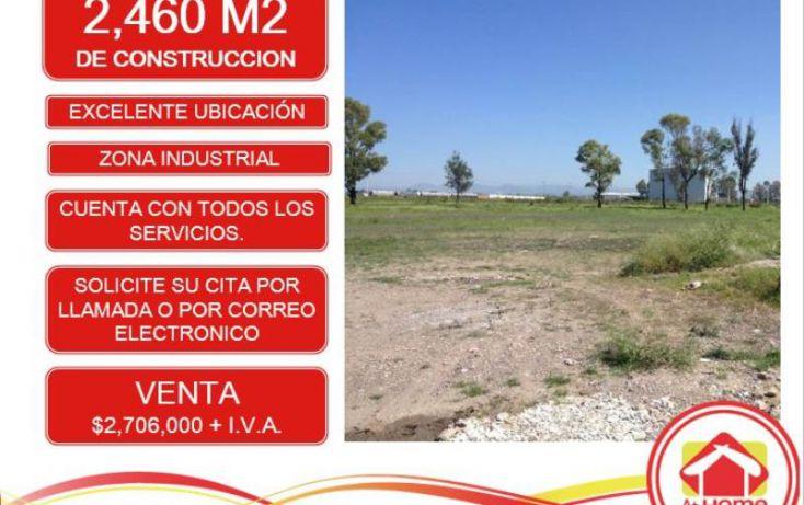 Foto de terreno industrial en venta en conocida, el molino, celaya, guanajuato, 1361653 no 02