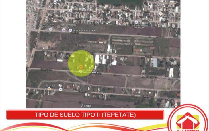 Foto de terreno industrial en venta en conocida, el molino, celaya, guanajuato, 1361653 no 03