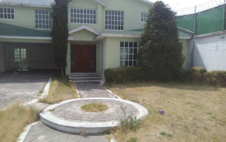 Foto de casa en venta en conocida, la alameda, toluca, estado de méxico, 1849058 no 01