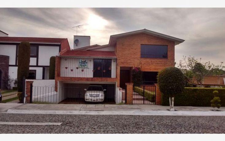 Foto de casa en renta en conocida, la joya, metepec, estado de méxico, 1760456 no 01