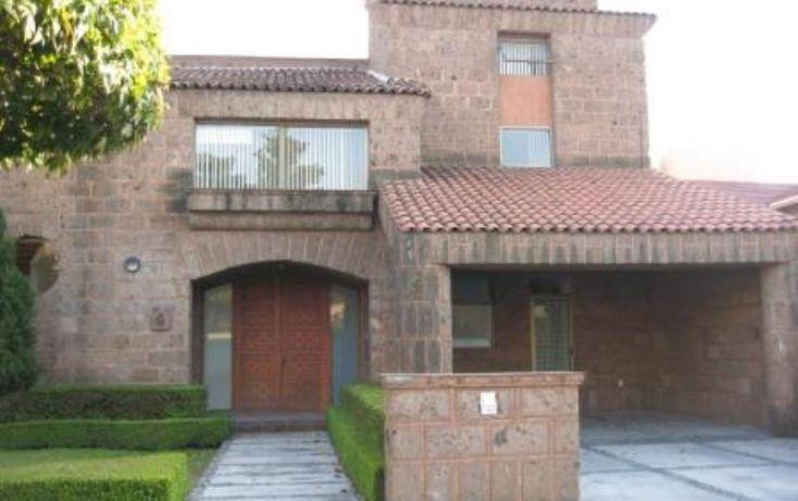 Foto de casa en renta en conocida, la joya, metepec, estado de méxico, 1760466 no 01