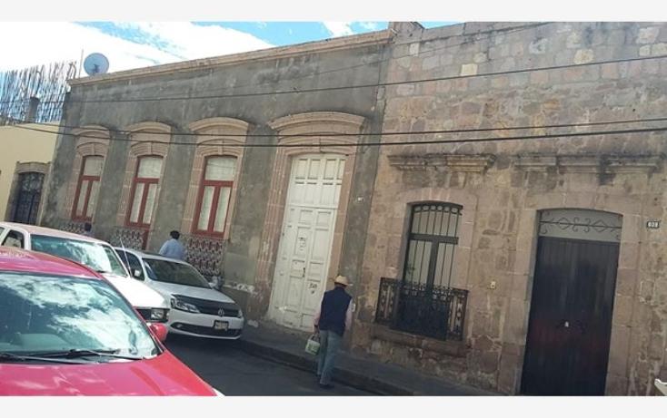 Foto de casa en venta en conocido 001, morelia centro, morelia, michoacán de ocampo, 1786688 No. 01