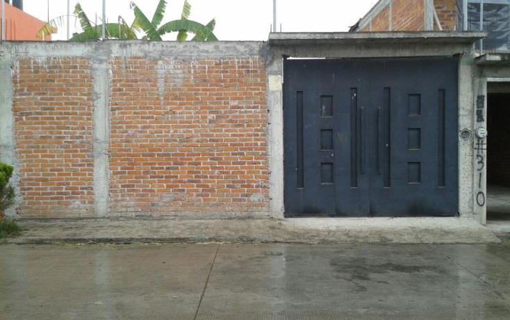 Foto de terreno habitacional en venta en conocido 001, san juanito itzicuaro, morelia, michoac?n de ocampo, 2042756 No. 01