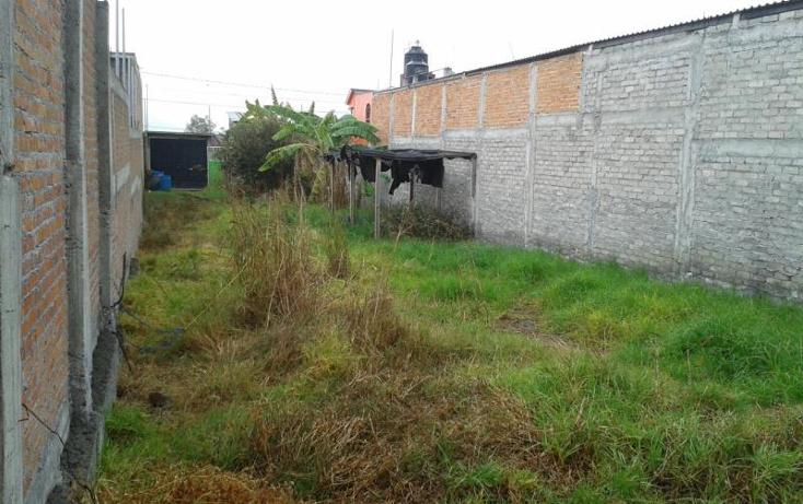 Foto de terreno habitacional en venta en conocido 001, san juanito itzicuaro, morelia, michoac?n de ocampo, 2042756 No. 02