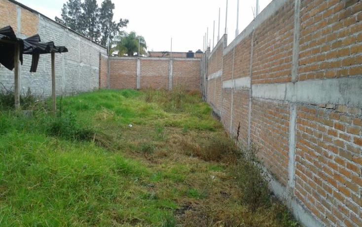 Foto de terreno habitacional en venta en conocido 001, san juanito itzicuaro, morelia, michoac?n de ocampo, 2042756 No. 03