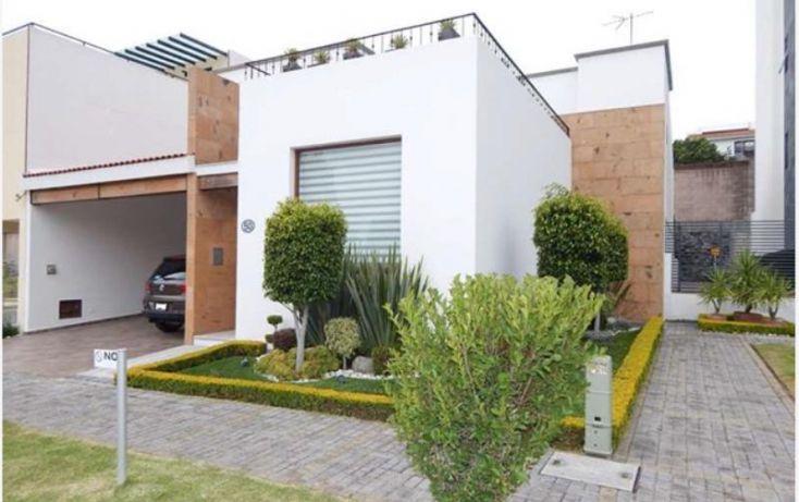 Foto de casa en venta en conocido 1, lomas de angelópolis ii, san andrés cholula, puebla, 1608934 no 02