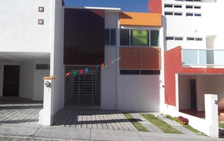 Foto de casa en venta en conocido 1, lomas del valle, puebla, puebla, 1528040 No. 01