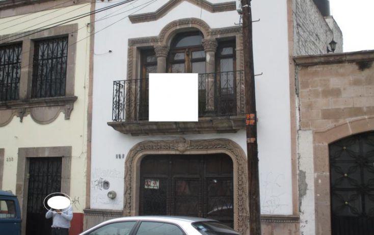 Foto de casa en venta en conocido 111, morelia centro, morelia, michoacán de ocampo, 1734480 no 01