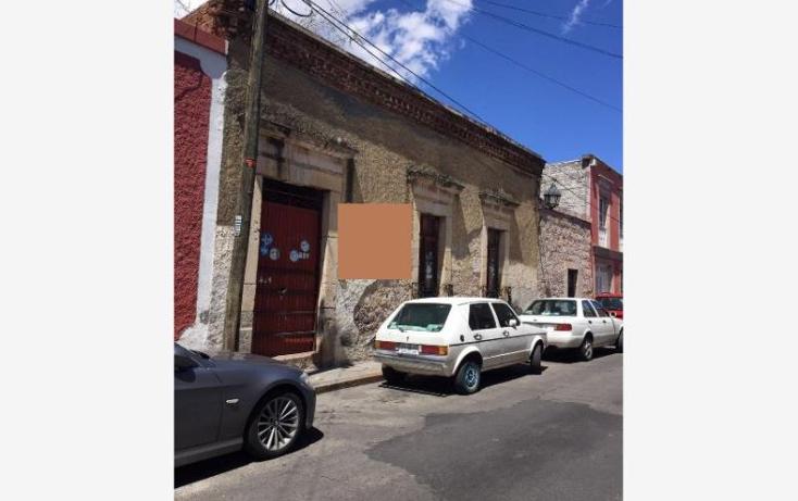 Foto de terreno habitacional en venta en conocido 227, morelia centro, morelia, michoac?n de ocampo, 1711084 No. 01