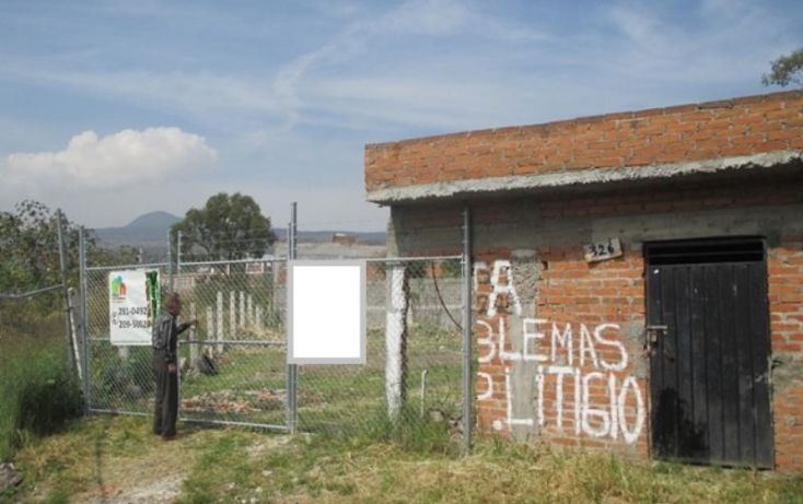 Foto de terreno habitacional en venta en conocido 321, guadalupe, morelia, michoacán de ocampo, 1540560 no 01