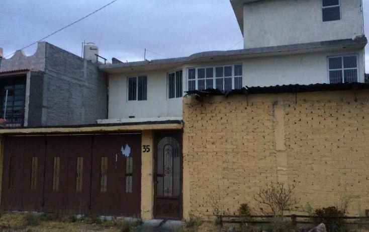 Foto de casa en venta en conocido 35, la soledad, morelia, michoacán de ocampo, 1708694 no 01