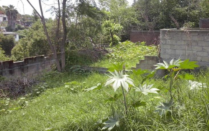Foto de terreno habitacional en venta en conocido conocido, lomas de atzingo, cuernavaca, morelos, 1763006 No. 01