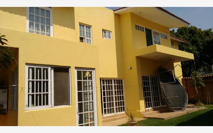 Foto de casa en venta en  conocido, delicias, cuernavaca, morelos, 1740224 No. 01