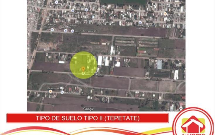 Foto de terreno industrial en venta en  conocido, el vergel, celaya, guanajuato, 1361653 No. 03