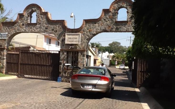 Foto de casa en venta en conocido, lomas de cortes, cuernavaca, morelos, 827671 no 02
