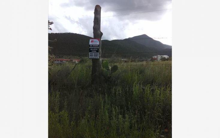 Foto de terreno habitacional en venta en conocido lote 8, el tunal, arteaga, coahuila de zaragoza, 1528174 no 07