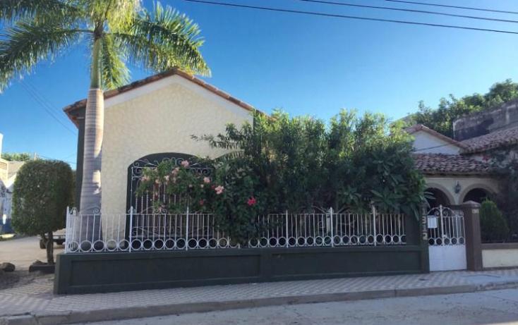 Foto de casa en venta en constitucion 1312, centro, mazatlán, sinaloa, 1464245 No. 01