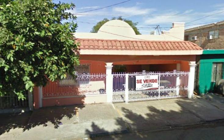 Foto de casa en venta en  , constitución, cajeme, sonora, 1103073 No. 01
