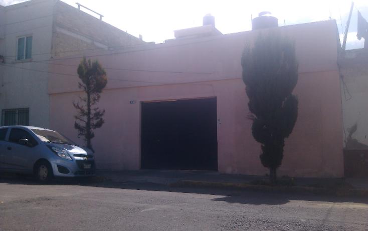 Foto de casa en venta en  , constitución de la república, gustavo a. madero, distrito federal, 1452931 No. 01