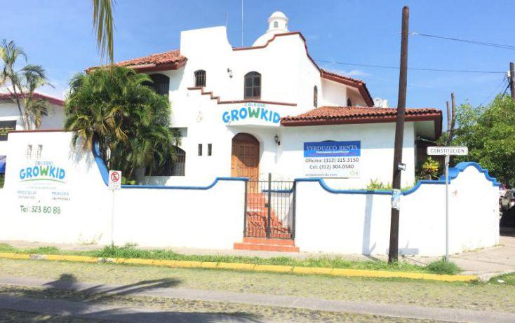 Foto de casa en renta en constitucion esquina antonio m cedeño 1, miguel hidalgo, tecomán, colima, 1372145 no 01