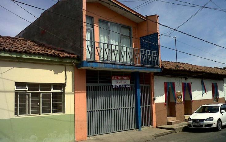 Foto de casa en venta en constitución norte 279, jacona de plancarte centro, jacona, michoacán de ocampo, 498714 no 02