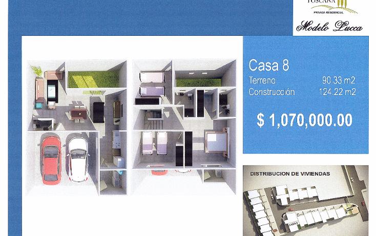 Foto de casa en venta en  , constitución, san luis potosí, san luis potosí, 1852468 No. 03