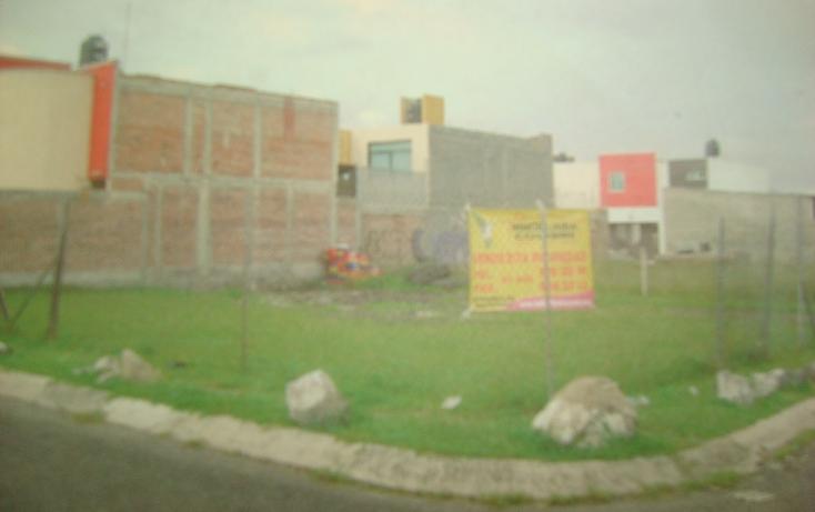 Foto de terreno habitacional en venta en  , constituyentes de apatzingan de 1814, morelia, michoac?n de ocampo, 1095995 No. 01
