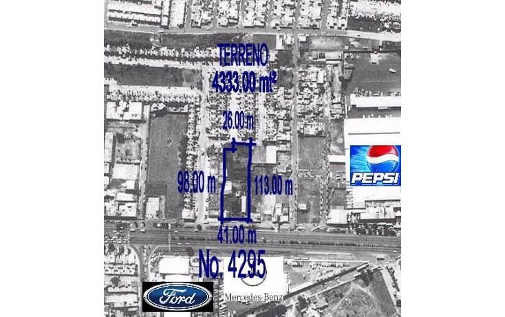 Foto de terreno comercial en venta en  , constituyentes de apatzingan de 1814, morelia, michoacán de ocampo, 942089 No. 01