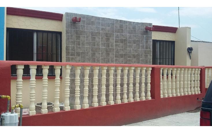 Foto de casa en venta en  , constituyentes de queretaro sector 3, san nicol?s de los garza, nuevo le?n, 1870548 No. 01
