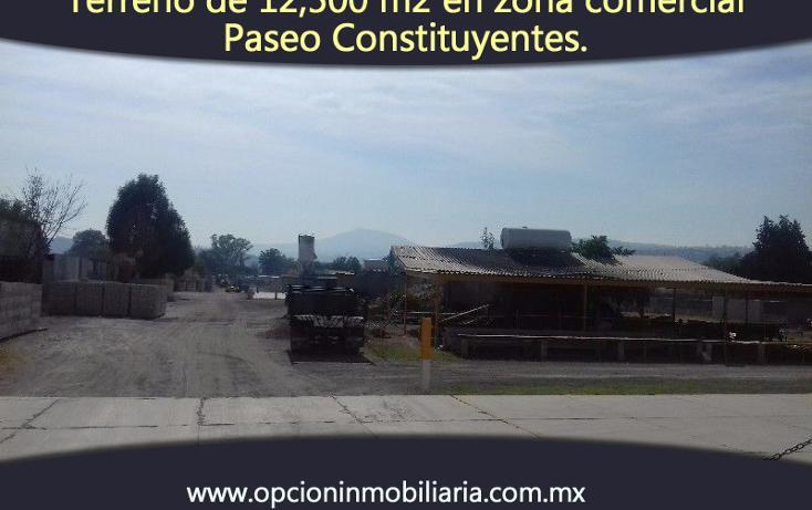 Foto de terreno comercial en venta en  , constituyentes, querétaro, querétaro, 1939461 No. 03