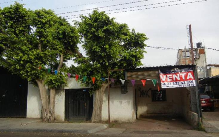 Foto de casa en venta en  , constituyentes, zapopan, jalisco, 1321577 No. 01