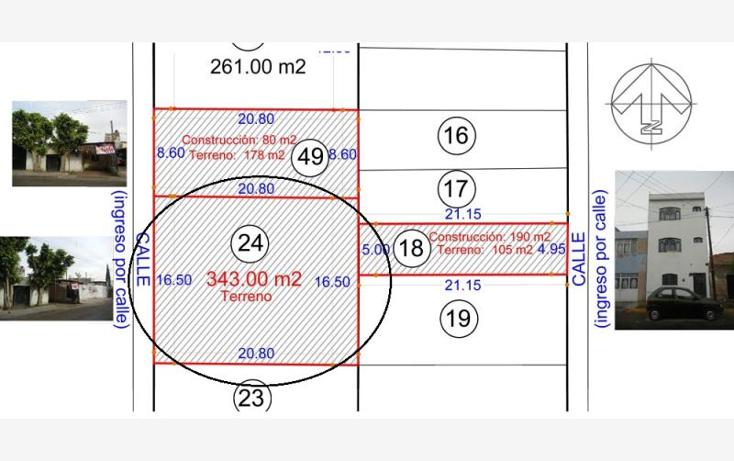 Foto de terreno comercial en venta en  , constituyentes, zapopan, jalisco, 1321829 No. 03
