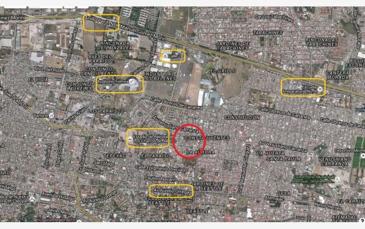 Foto de terreno comercial en venta en  , constituyentes, zapopan, jalisco, 1321829 No. 04