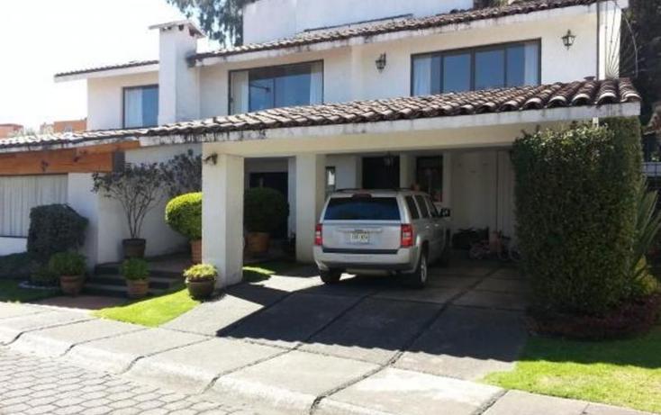 Foto de casa en renta en  , contadero, cuajimalpa de morelos, distrito federal, 1263905 No. 01