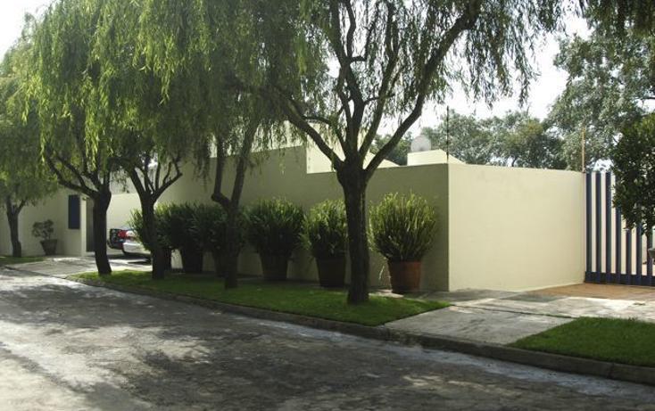 Foto de casa en venta en  , contadero, cuajimalpa de morelos, distrito federal, 1463365 No. 01