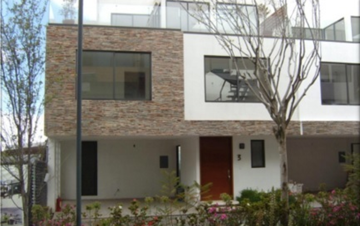 Foto de casa en venta en  , contadero, cuajimalpa de morelos, distrito federal, 1538523 No. 01