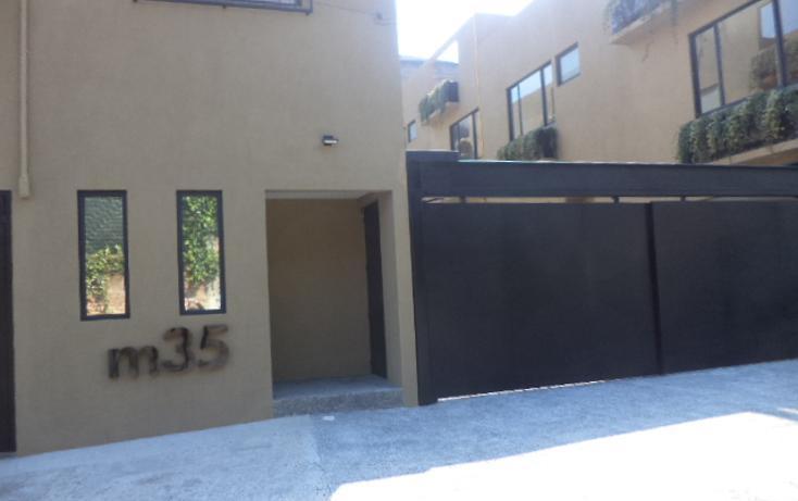 Foto de casa en condominio en venta en  , contadero, cuajimalpa de morelos, distrito federal, 1579672 No. 01