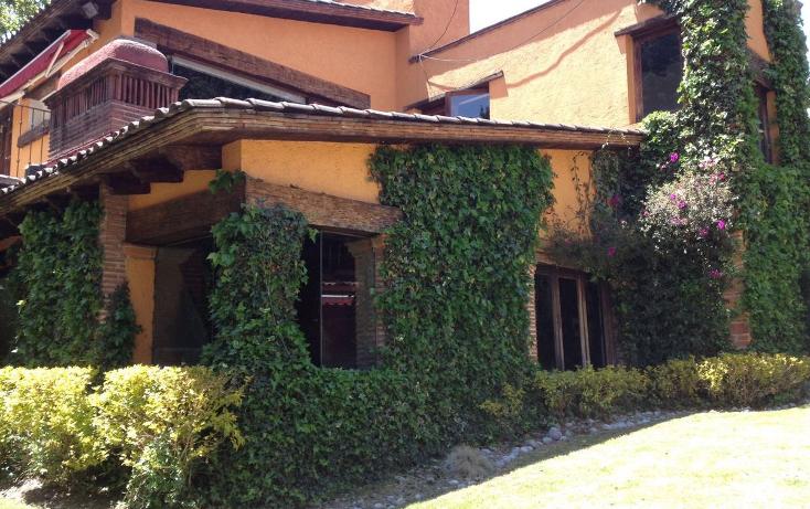 Foto de casa en venta en  , contadero, cuajimalpa de morelos, distrito federal, 1871822 No. 01