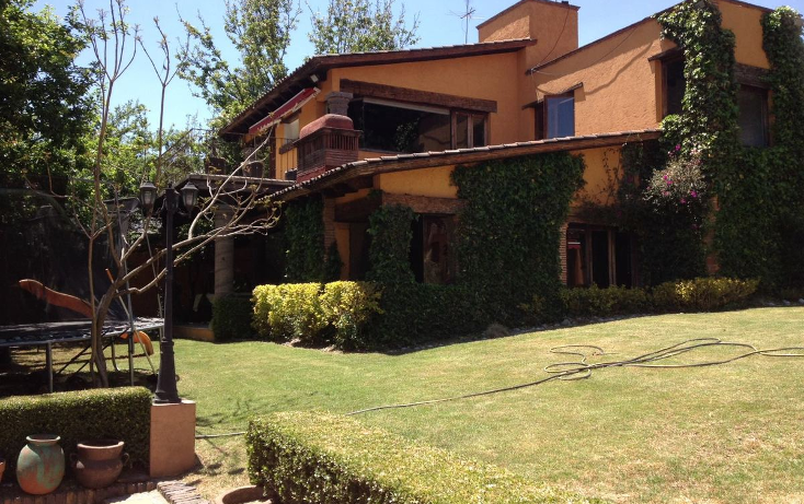 Foto de casa en venta en  , contadero, cuajimalpa de morelos, distrito federal, 1871822 No. 10