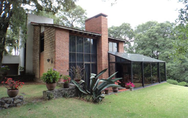 Foto de terreno habitacional en venta en  , contadero, cuajimalpa de morelos, distrito federal, 1985846 No. 01