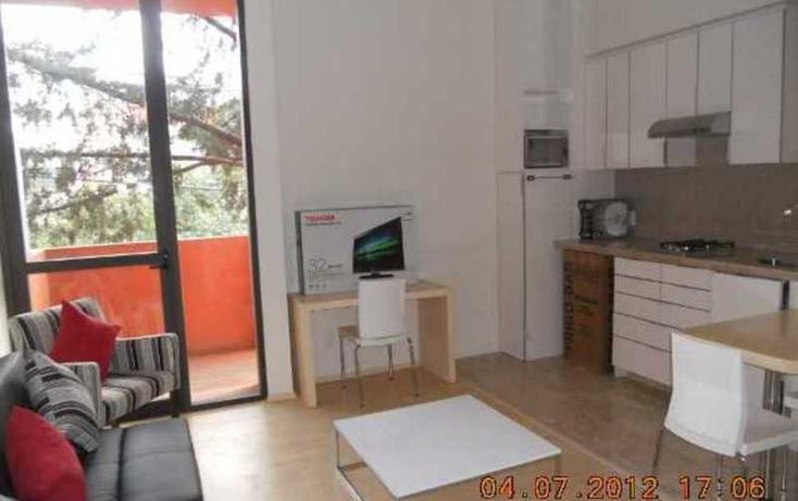 Foto de departamento en renta en  , contadero, cuajimalpa de morelos, distrito federal, 454719 No. 01