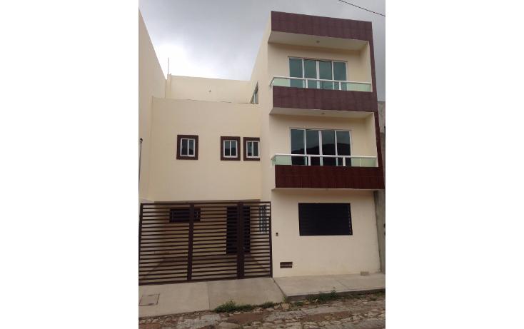 Foto de casa en venta en  , continental, tuxtla gutiérrez, chiapas, 1451733 No. 01