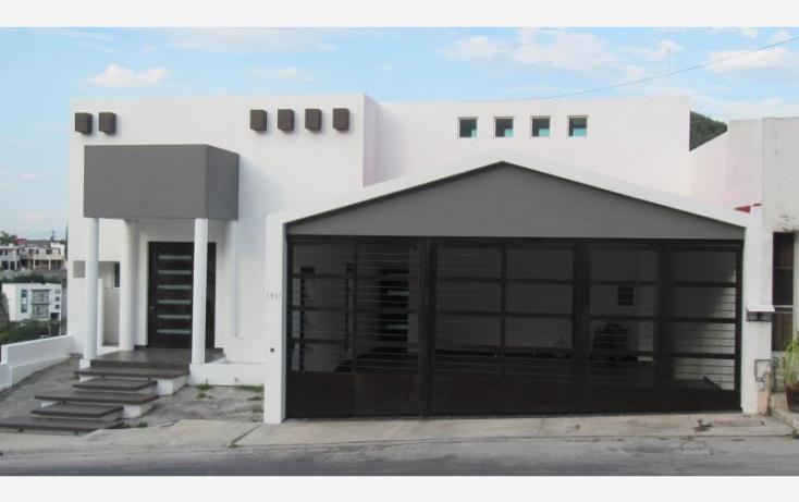 Foto de casa en venta en contry las aguilas, 25 de noviembre, guadalupe, nuevo león, 787743 no 01