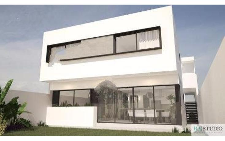 Foto de casa en venta en  , contry, monterrey, nuevo león, 1317211 No. 01